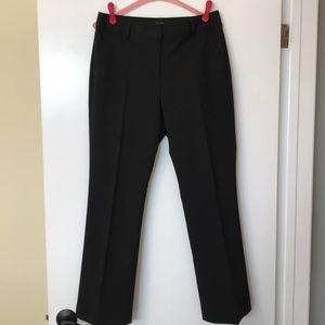 Talbots Heritage Petites Black Dress Pant